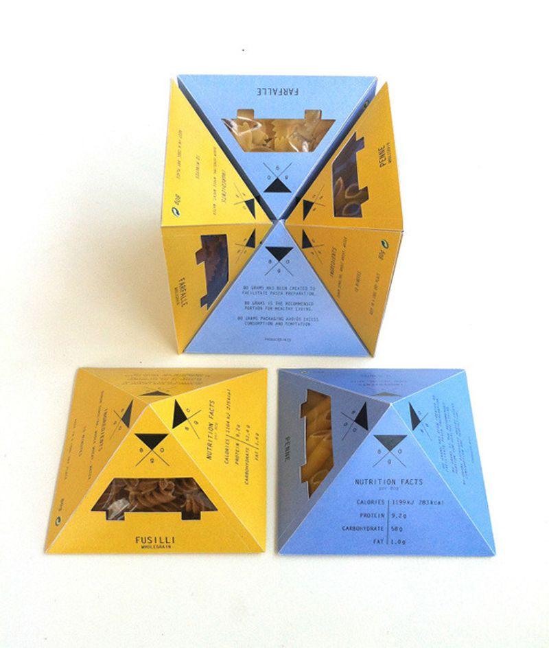 80g Packaging