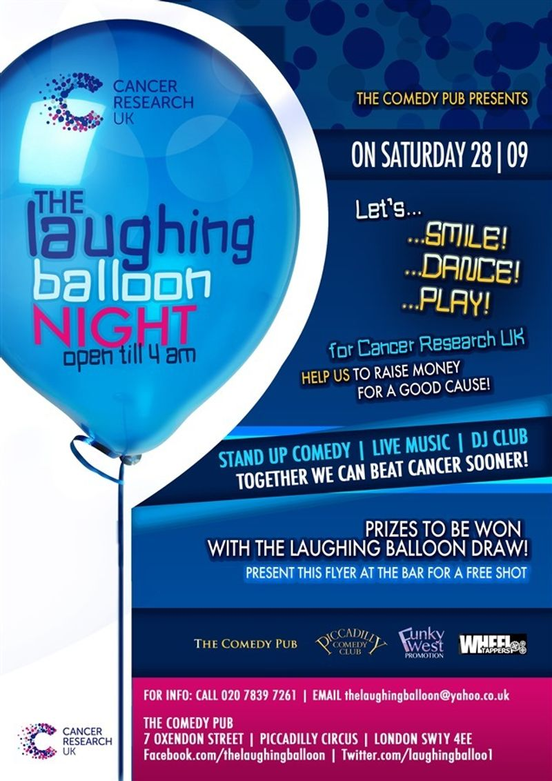 The Laughing Balloon Night