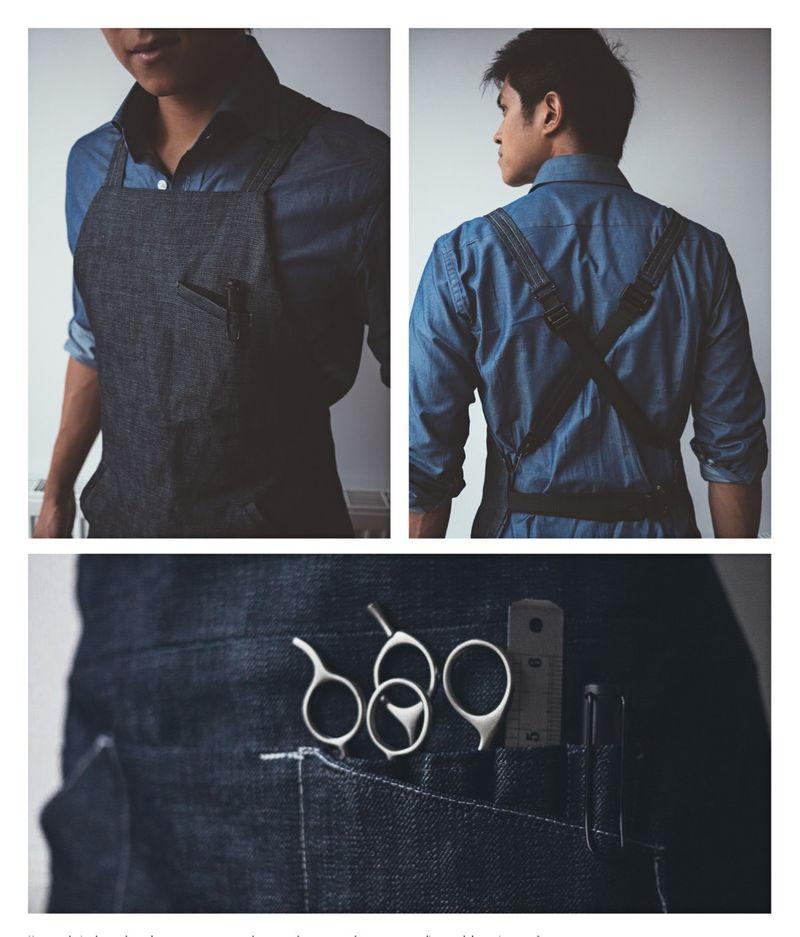 Denim Workwear Apron