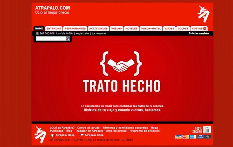 Atrapalo.com - The Deal