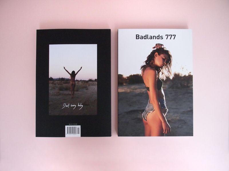 Badlands 777 Magazine