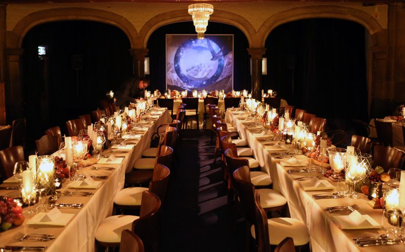 Elton John Aids Foundation Winter Dinner
