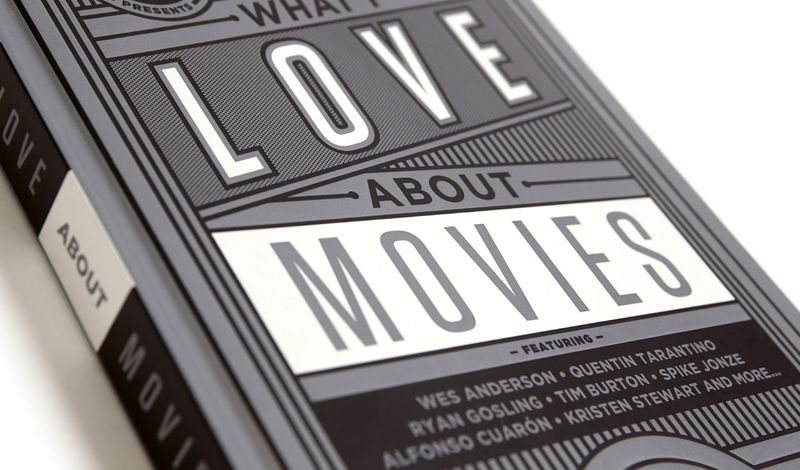 'What I Love about Movies'