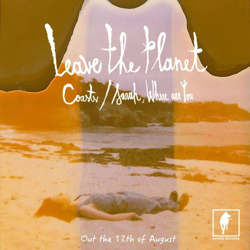Leave The Planet Album Cover Photo