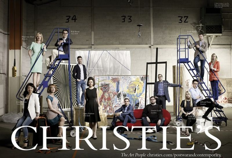Christie's: The Art People