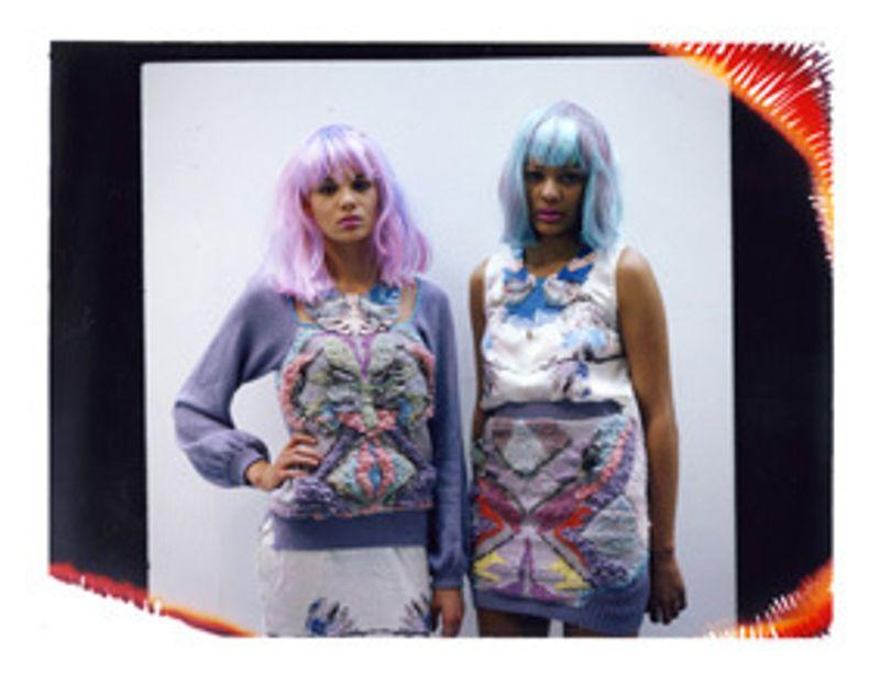 NTU Look Book - Fashion and Knitwear