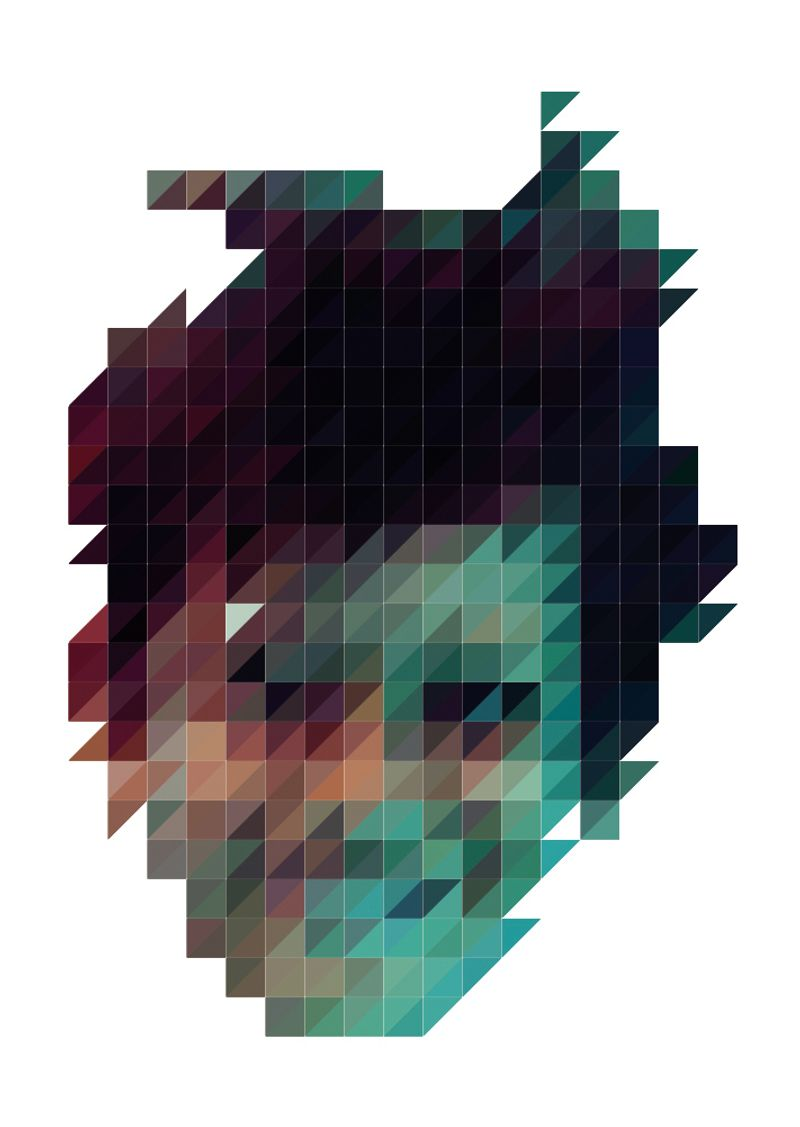 Sliced pixel experiment