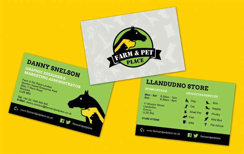 Farm & Pet Place Rebrand