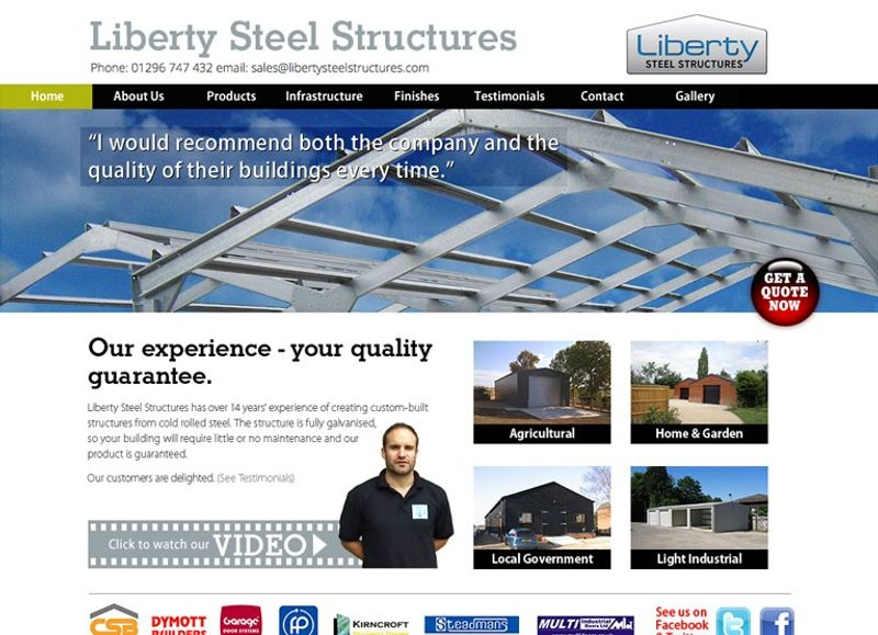 Liberty Steel Structures