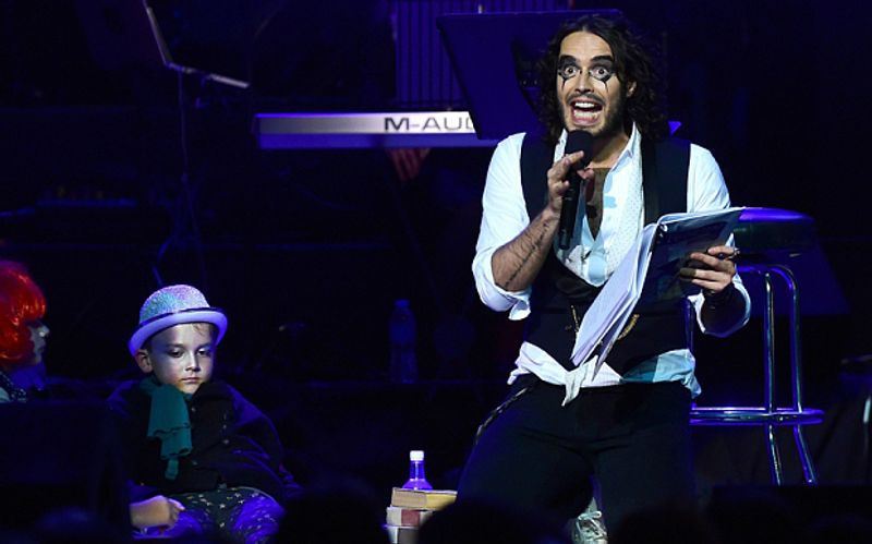 Russell Brand's Pied Piper at the Royal Albert Hall