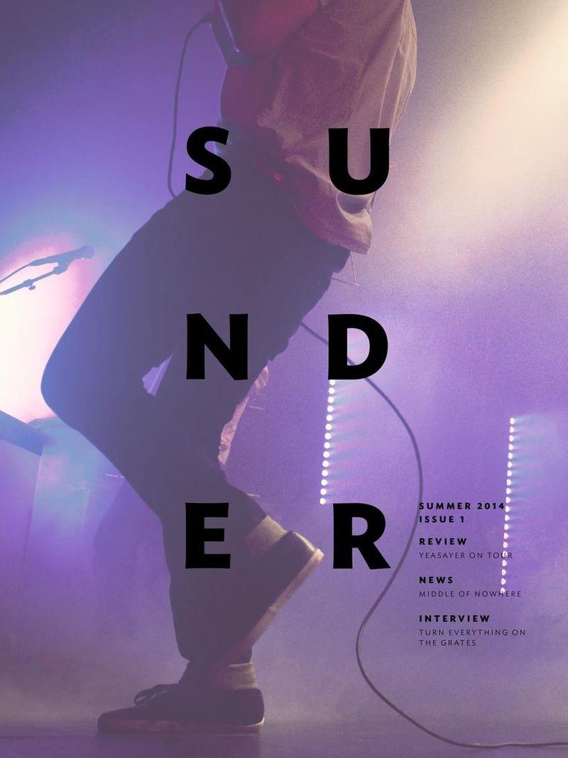 Sunder - EPub magazine