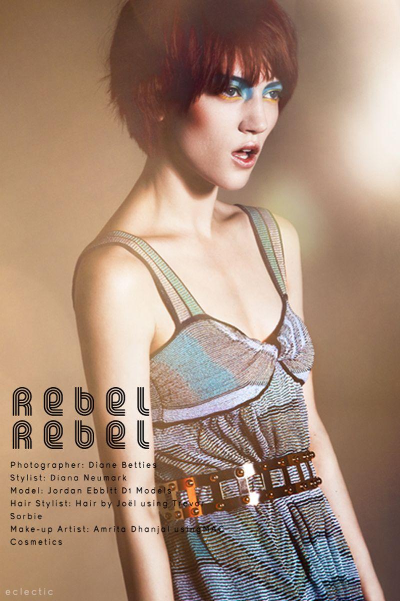 Rebel Rebel @ eclectic Magazine