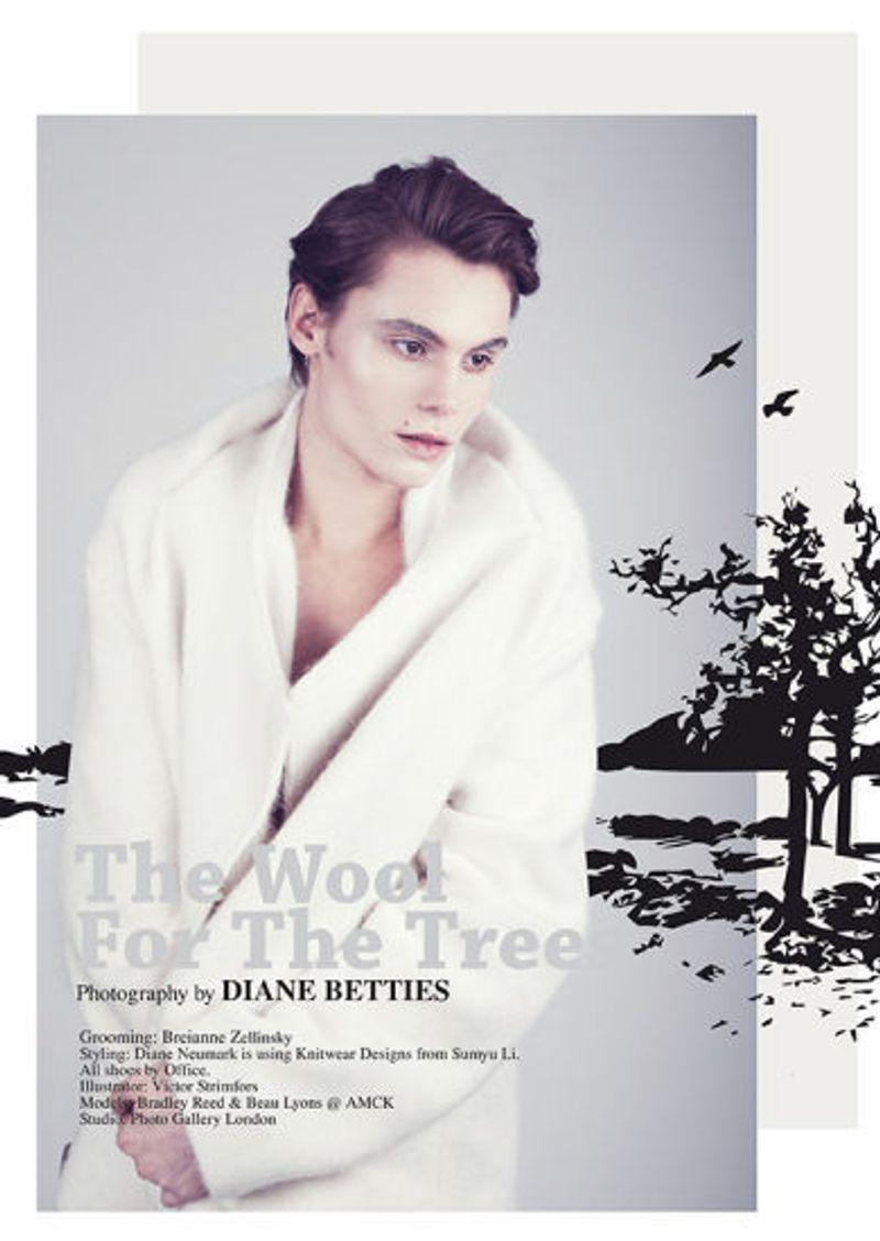 Wool For The Trees @ HUF Magazine & KALTBLUT Magazine