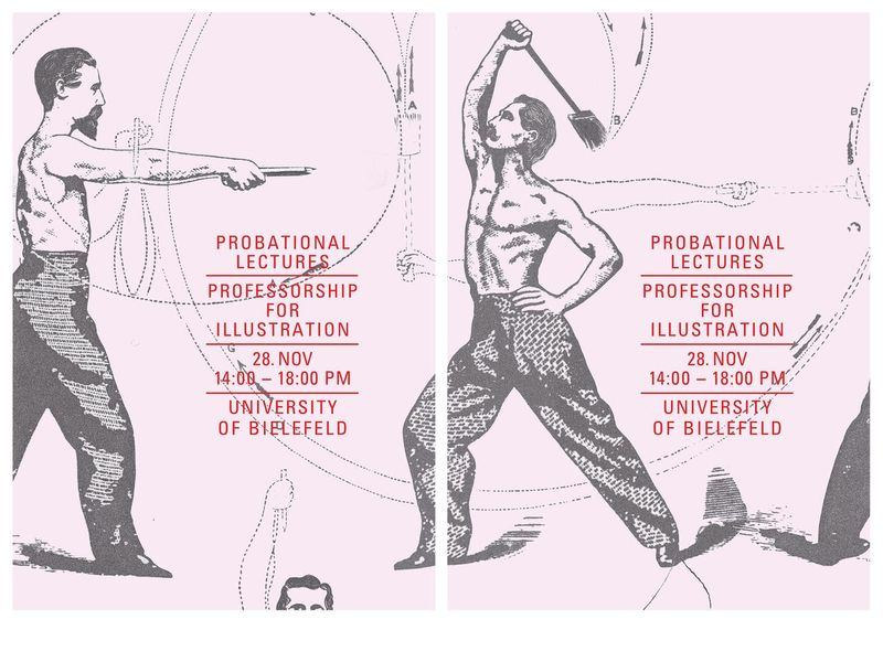 Poster Series – Probational lectures at the University of Bielefeld