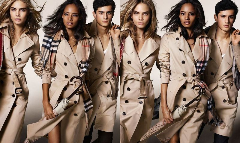 The New Burberry Autumn/Winter 2014 Campaign