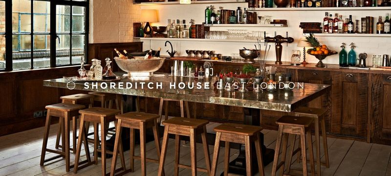 Shoreditch House, East London