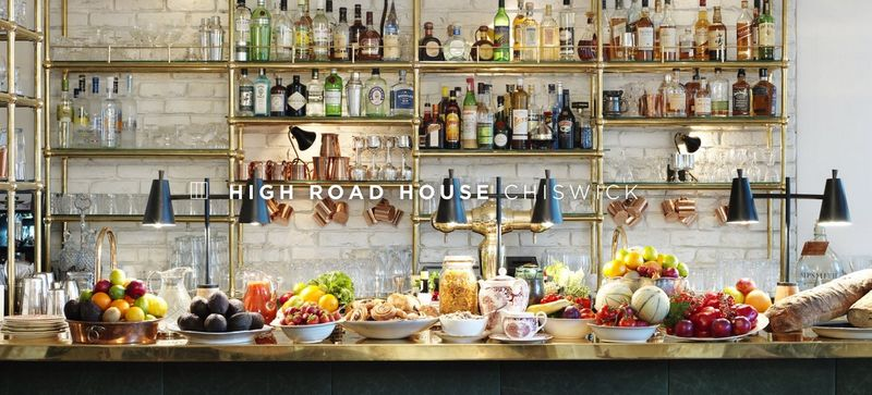High Road House, West London