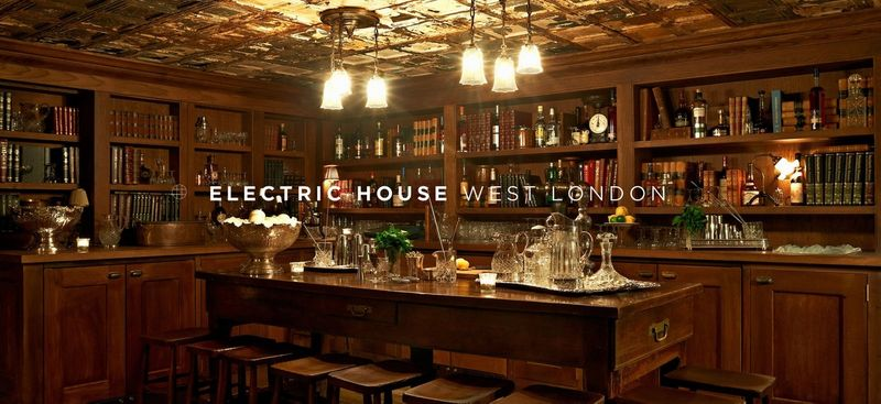 Electric House, West London