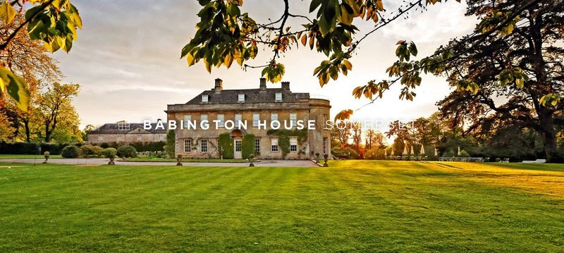 Babington House, Somerset
