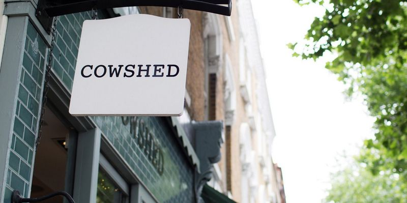 Cowshed Spa, International