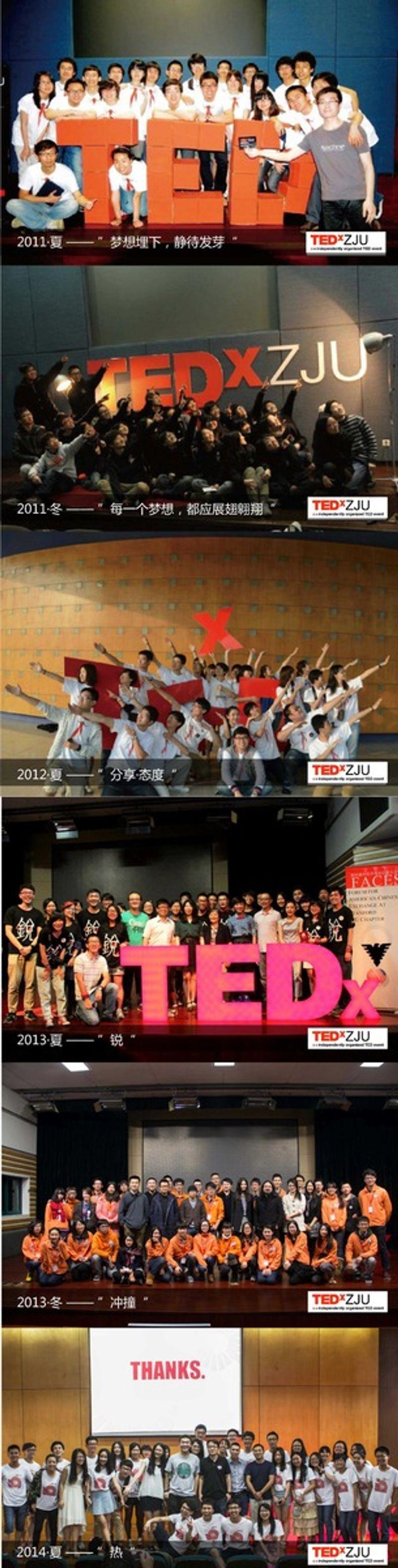TEDxZJU