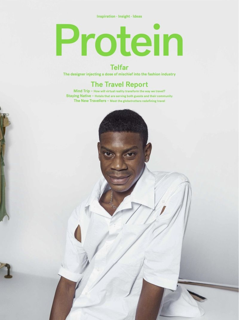 Protein Journal / Travel Report