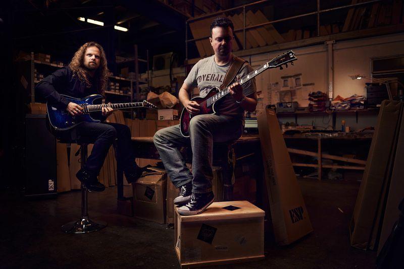 ESP Guitars UK