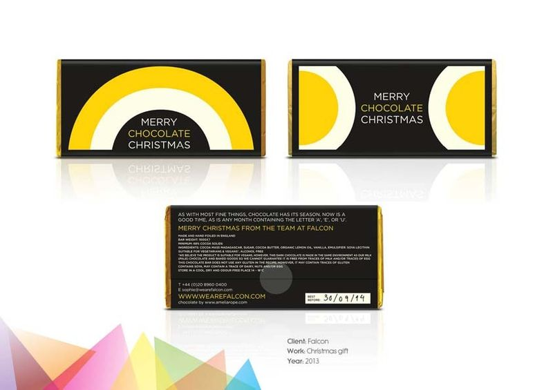 Packaging Design for Christmas
