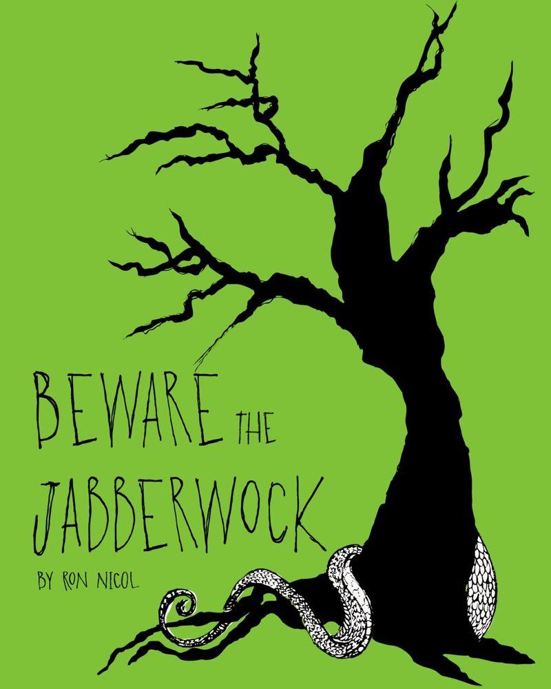 Beware the Jabberwock Illustration