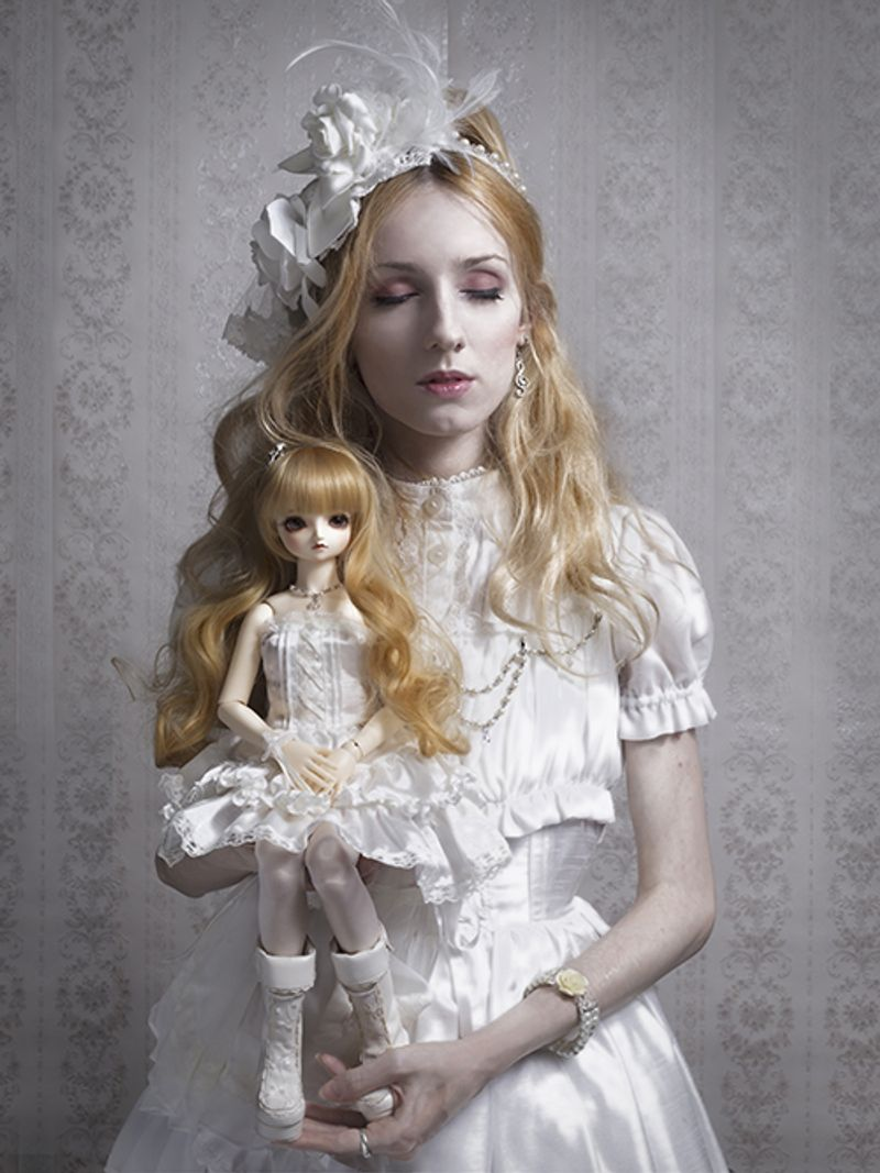 I want to be a doll