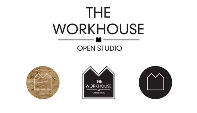 Workhouse Open Studio Logo Design