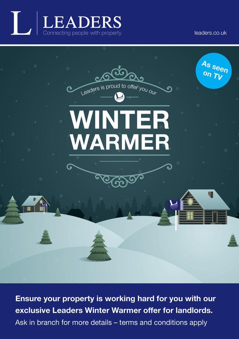 Winter Warmer Campaign