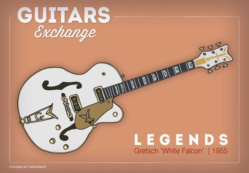 legend guitars