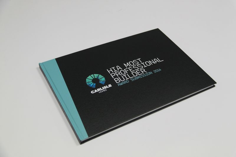 Pro Builder Awards Submission Book