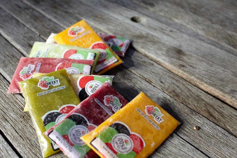 Cheeky Fruits Frozen Pulp
