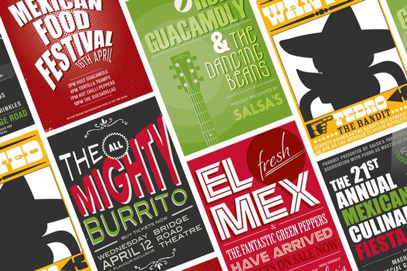 Salsa's Branding