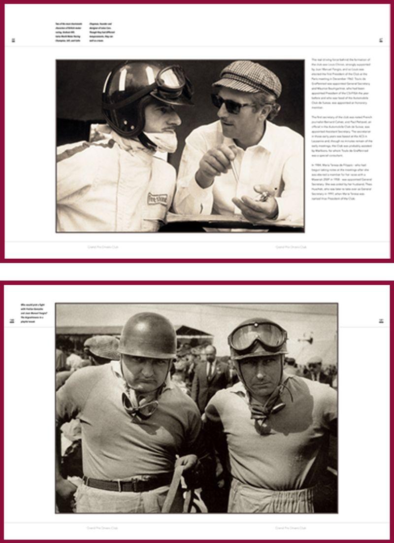 F1 Grand Prix Drivers' Club 50th Anniversary