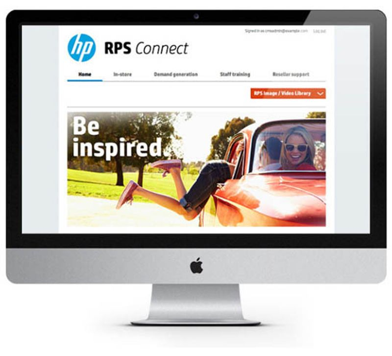 HP Retail Publishing Solutions