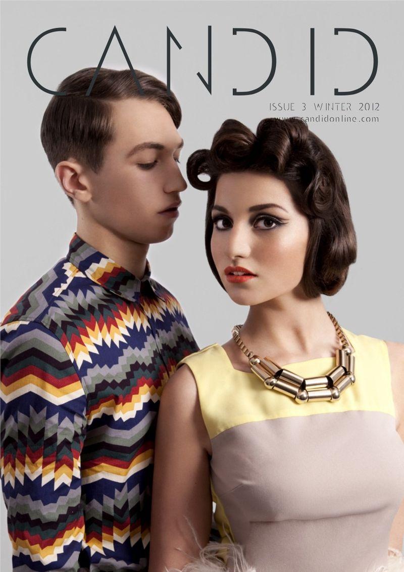 Candid Magazine Writer