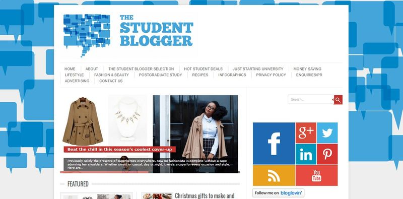 The Student Blogger