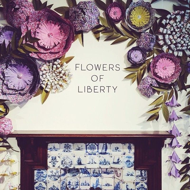 Flowers of Liberty