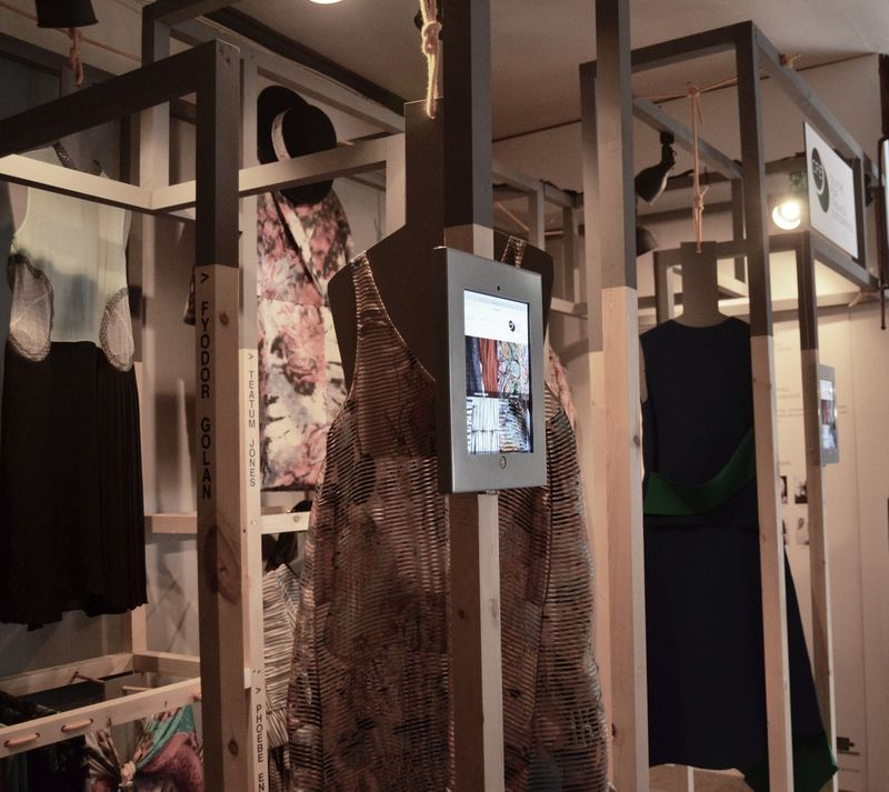Centre for Fashion Enterprise at Best of Brittania