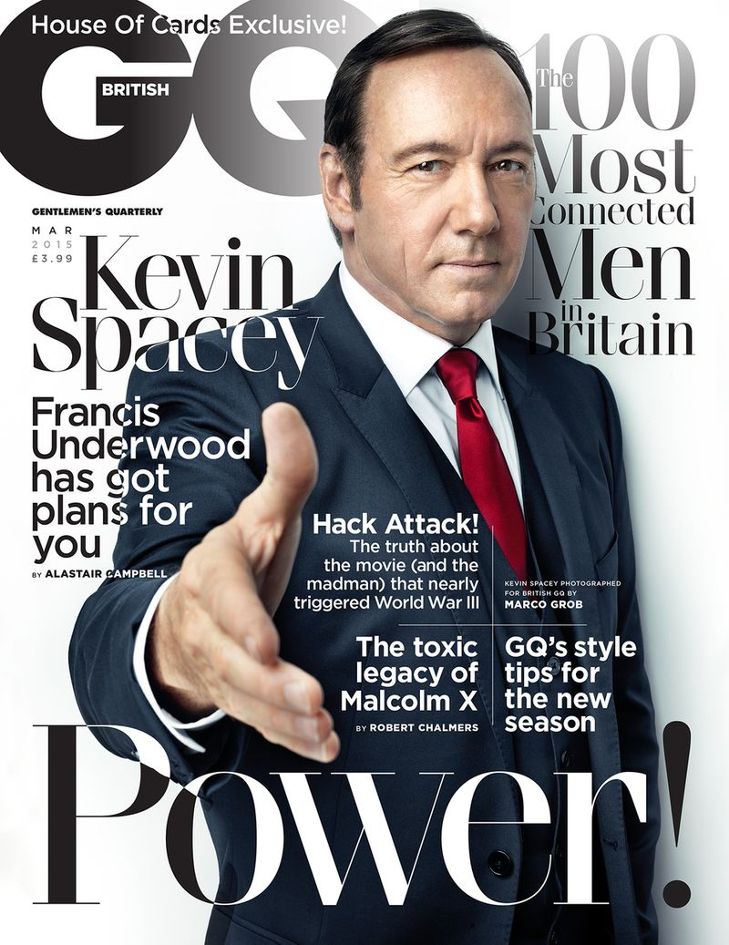 Art Direction & Cover Production GQ