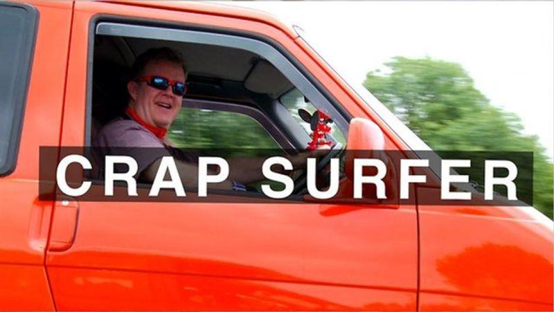 The London Surf Film Festival 2012 : Crap Surfer