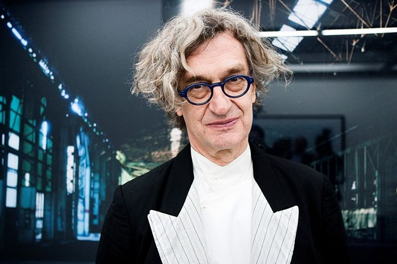 Wim Wenders tells stories from his cult career