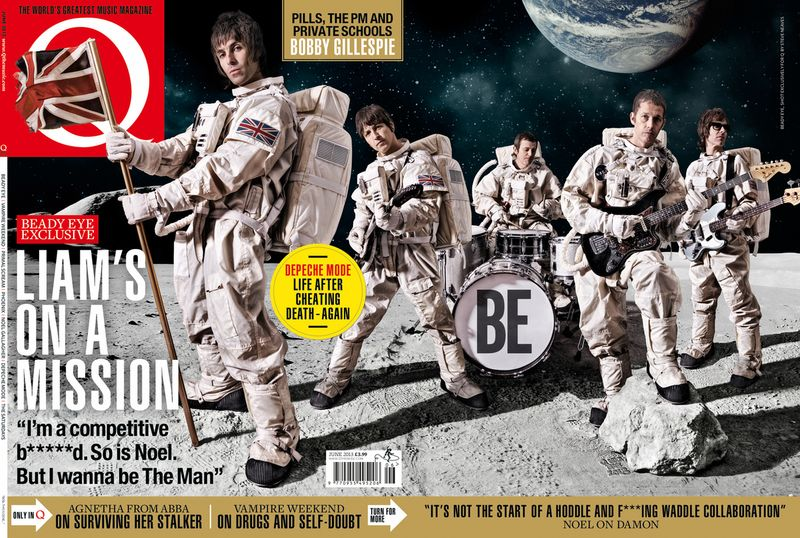 Art Direction & Cover Production Q Magazine
