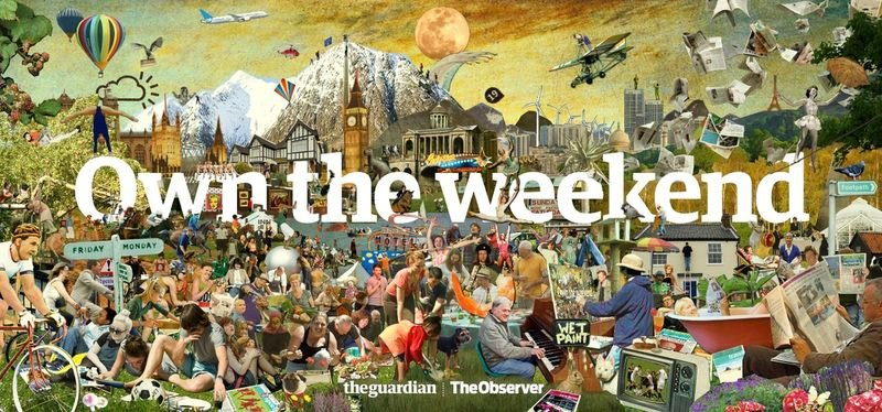 Guardian - Own The Weekend