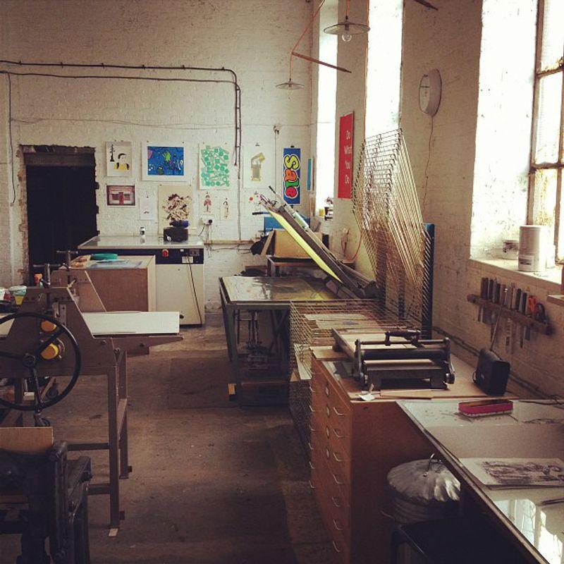 Hello Print Studio - Margate