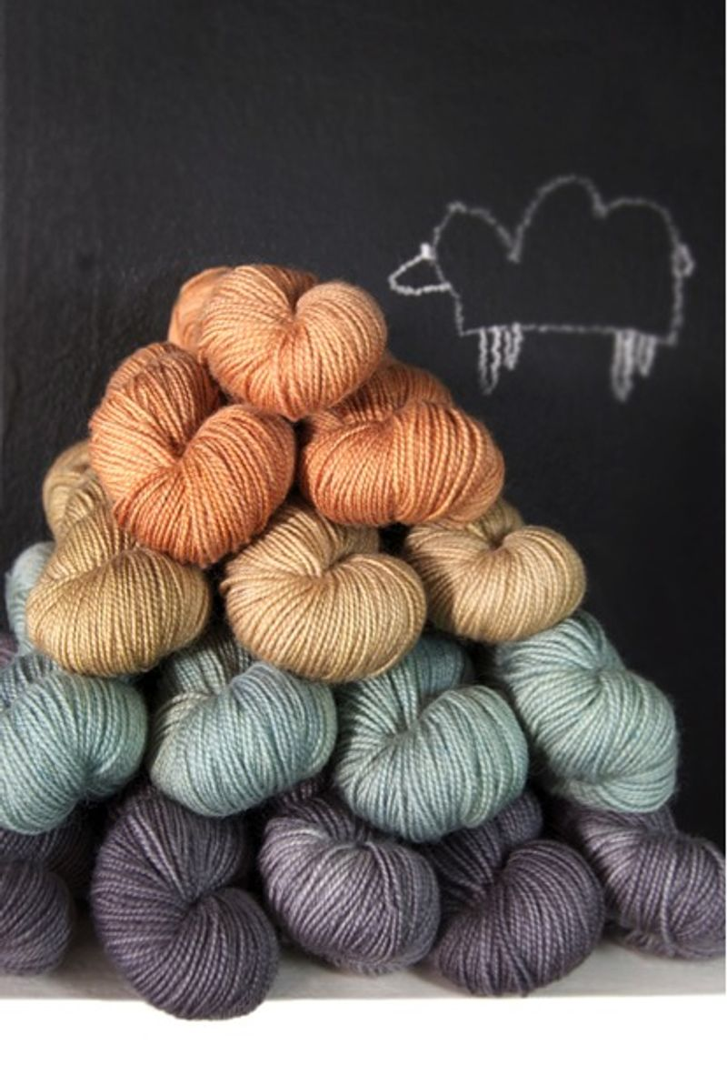 Kettle Yarn Co on Just Got Made