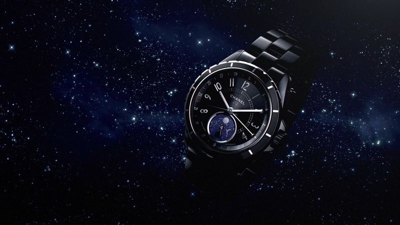 CHANEL: J12 MOONPHASE